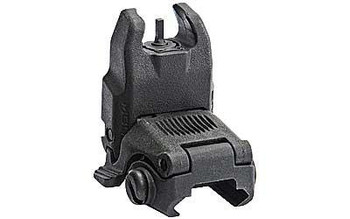Magpul Industries Corporation Sight Mbus Front Back-Up Sight Polymer Black