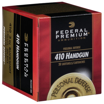 "Federal PRM PD 410Ga 3"" 000 Buck 20/200"