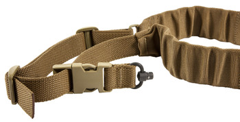 Blue Force Gear Force Padded Bungee Slng W/Pb Coyo