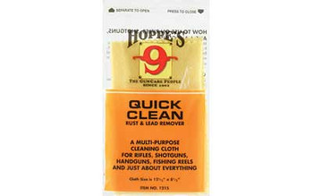 Hoppes Rust&Lead Remvr Cloth Sngl 1215