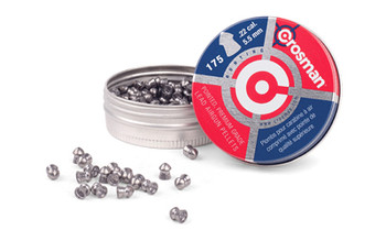 Crosman .22 Pointed Pellets 175/Tin P022