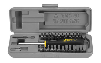 Wheeler Gunsmithing Screw Driver SET 664-507