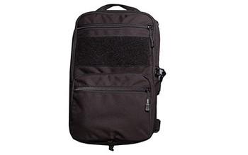 Haley Strategic Flatpack Black W/straps