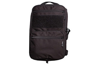 Haley Strategic Flatpack Black W/straps
