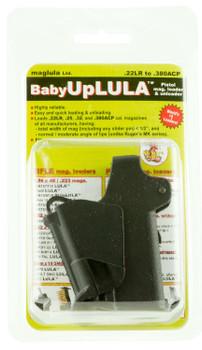 Maglula 22Lr-380 Pistol Babyuplula Black UP64B