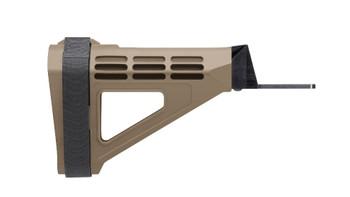 SB Tactical Sbm47 Pistol Stabilizing Brace - FDE