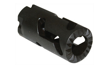 Midwest Industries AK Flash Hider/Impact DEV Black