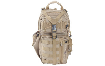 Allen Lite Force TAC Pack TAN 10855
