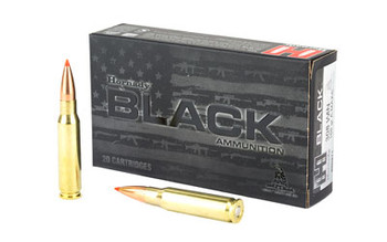 Hornady Black 308Win 168 Grain Weight Amax 20/200