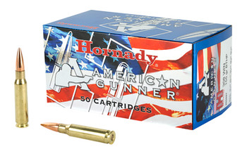 Hornady AG 308Win 155 Grain Weight Bthp 50/500