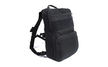 Haley Strategic Flatpack Plus W/Chest Strp Black