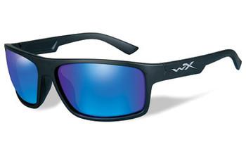 Wiley X Peak Plrzd Blue Mirror Matte ACPEA09