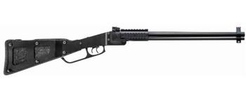 "Chiappa Firearms M6 12Ga/22Wmr Bl/Stl 18.5"" O/U"