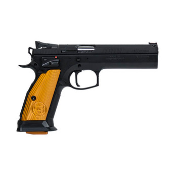 "CZ 75 TS Orange 40Sw 5.2"" 17Rd 91260"