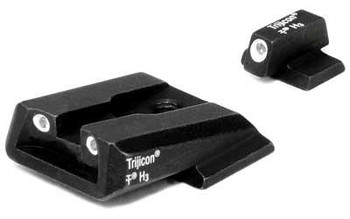 Trijicon Night Sights B&T S&W M&P 3 DOT SET