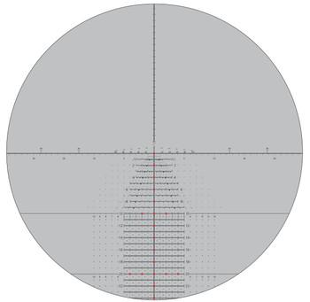 Leupold MK6 3-18X44mm 34Mm M5c2 Matte IR FFP Tremor