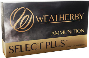 Weatherby  Ammo 7MM  Magnum 160Gr. Nosler Partitio