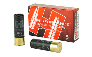 "Hornady 12Ga 2.75"" 300 Grain Weight Slug Mfx5/100"