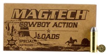Magtech Ammo Cowboy .45Lc 200Gr. L-Flat 50-Pack