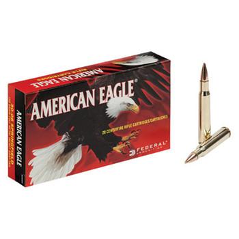 Federal AMERICAN EAGLE 223REM 55GR FMJ BT 20/25 029465062330