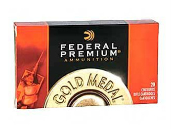 Federal Gold MDL 223Rem 69 Grain Weight Bthp 20/200