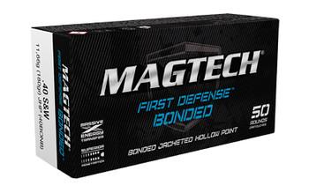 Magtech 40sw 180 Grain Weight Bond Jhp 50/1000