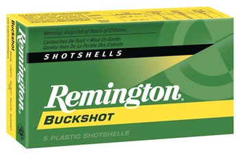 "Remington EXP 12Ga 2.75"" 00 BCK 5/250 12B00"
