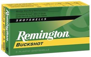 "Remington EXP 12Ga 2.75"" 00 BCK 5/250 12B00"