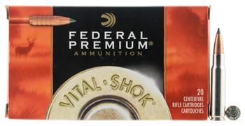 Federal  Ammo Premium .338  200Gr. Trophy Copper 2
