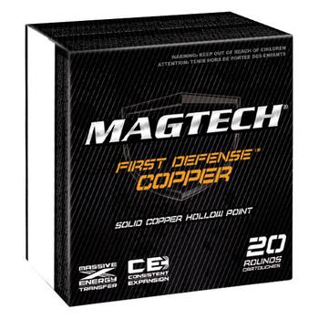 Magtech 380ACP 77GR COPPER HOLLOW POINT