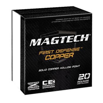 Magtech 38Spl +P 95Gr 20/50 754908188512
