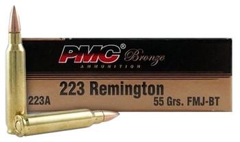PMC 223Abp Battle Pack  223 Rem/5.56 Nato 55 GR FU