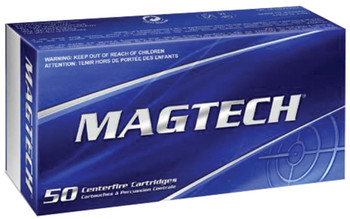 Magtech 40A Range/Training  40 S&W 180 GR Jacketed