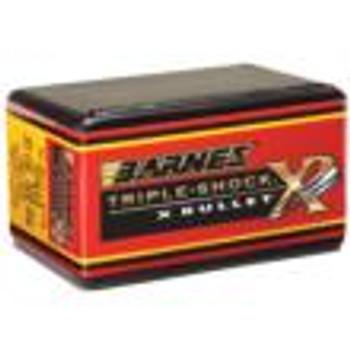 Barnes 30Cal 200Gr TSX .308 50/Box 30356