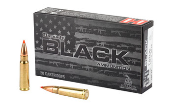 Hornady Black 7.62X39 123 Grain Weight SST 20/200