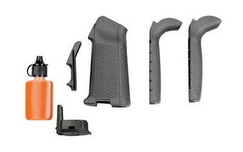 Magpul Mag520-Gry Miad GEN 1.1 Grip KIT Type 1 Polymer Aggressive Textured Gray