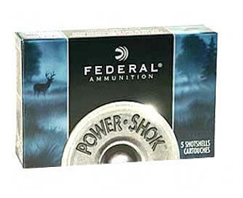 Federal Pwrshk 12Ga 2.75 RFL Slug 5/250