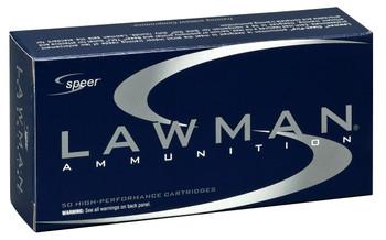 Speer Lawman 9MM 124 Grain Weight TMJ 50/1000