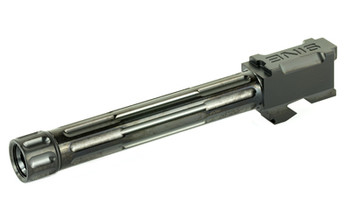Lantac Barrel FOR G17 Fluted Threaded Black