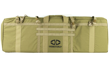 Desert Tech SRS Soft Case W/Straps FDE