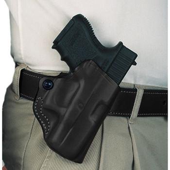Desantis Mini Scabbard Glock 43 W/ CTC BLK RH