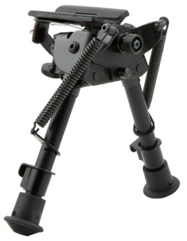 Harris Bipods 2R Bipod Adapter for Wood Forend Use Gas Tubes Black