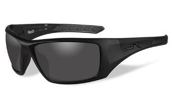 Wiley X Nash Black OPS Smoke Grey Matte ACNAS01