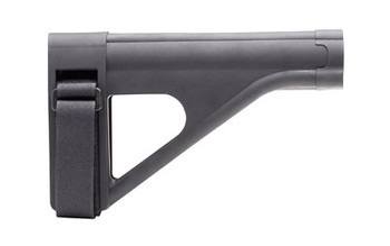 SB Tactical AR Pistol Brace SOB Black SOB-01-SB