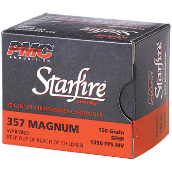PMC GOLD 357MAG 150GR HP 20/50