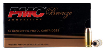 PMC Ammo .40Sw 165Gr. JHP 50-Pack 40B