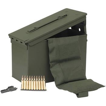 PMC 50BMG LINK M2A1 METAL BOX 100 RNDS