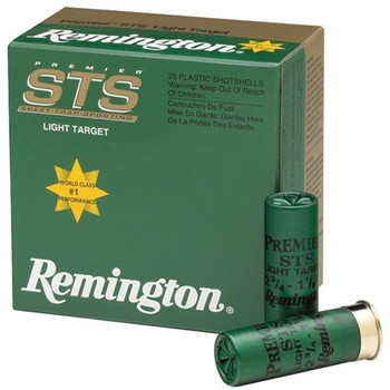 Remington STS Target 20Ga 2.75'' 7/8Oz #9 25/Bx