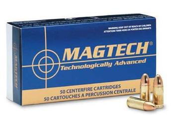 Magtech 9MM 147 Grain Weight FMJ SUB 50/1000 9G