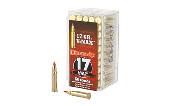Hornady 17Hmr 17 Grain Weight V-Max 50/2000 83170